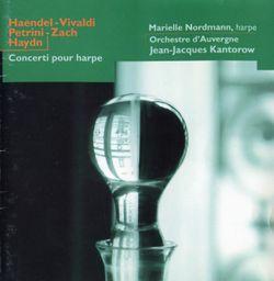 Concerto en Si bémol Maj op 4 nº6 pour harpe et orchestre : Allegro - MARIELLE NORDMANN