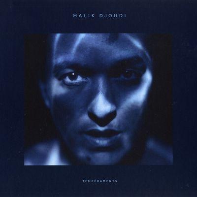 "Pochette pour ""Folie douce - Malik Djoudi"""