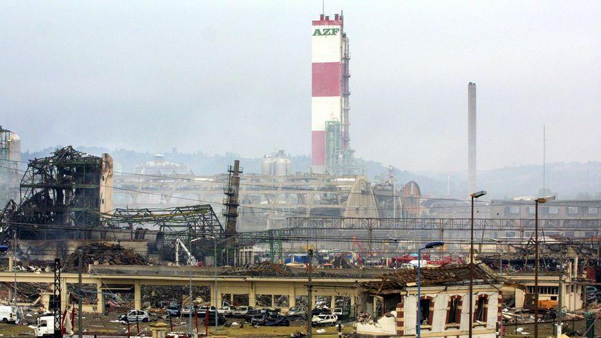 L'explosion de l'usine AZF de Toulouse avait fait 31 morts, le 21 septembre 2001.