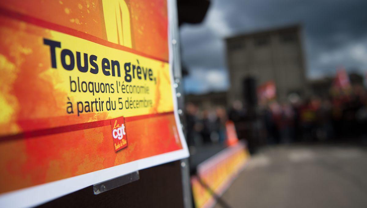 Chiffre du jour : les syndicats attendent 10.000 manifestants dans les rues du Vaucluse le 5 décembre