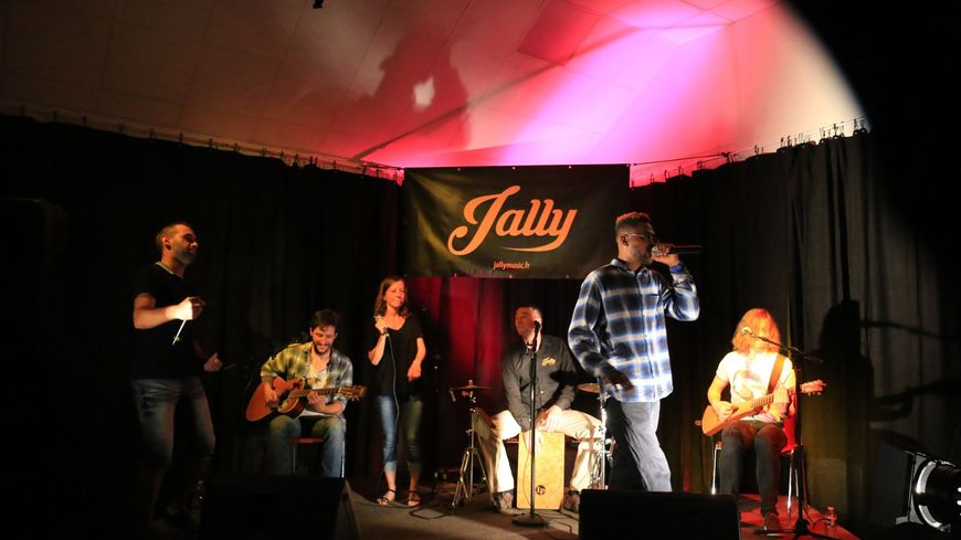 Groupe Jally
