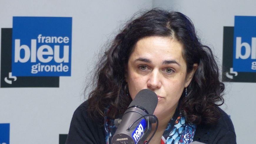 Kathy Souffron, déléguée syndicale du SNUIPP en Gironde