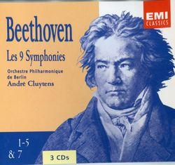 Symphonie n°1 en Ut Maj op 21 : Andante cantabile con moto - pour orchestre