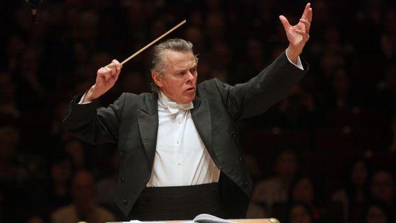 Le chef d'orchestre letton Mariss Jansons, décédé le 1er décembre 2019