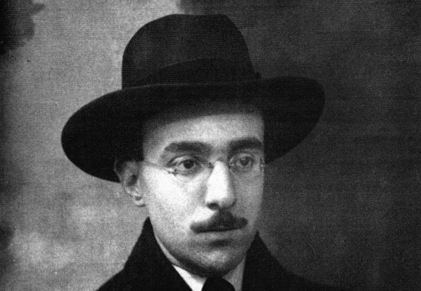 """Fernando Pessoa """"celui qui n'était personne"""""""