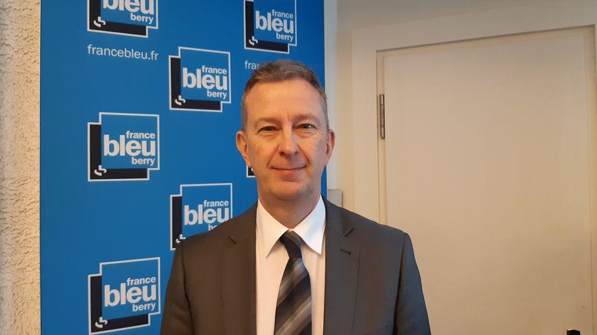Thierry Humbert, directeur de cabinet du préfet de l'Indre