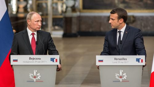 Épisode 72 : Peut-on vraiment se rapprocher de la Russie ?