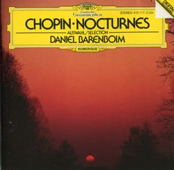 Nocturne en ut min op 48 nº1 : lento - DANIEL BARENBOIM