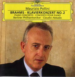 Concerto nº2 en Si bémol Maj op 83 : Allegretto grazioso / Pour piano et orchestre - MAURIZIO POLLINI