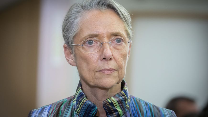 Elisabeth Borne (photo d'illustration).