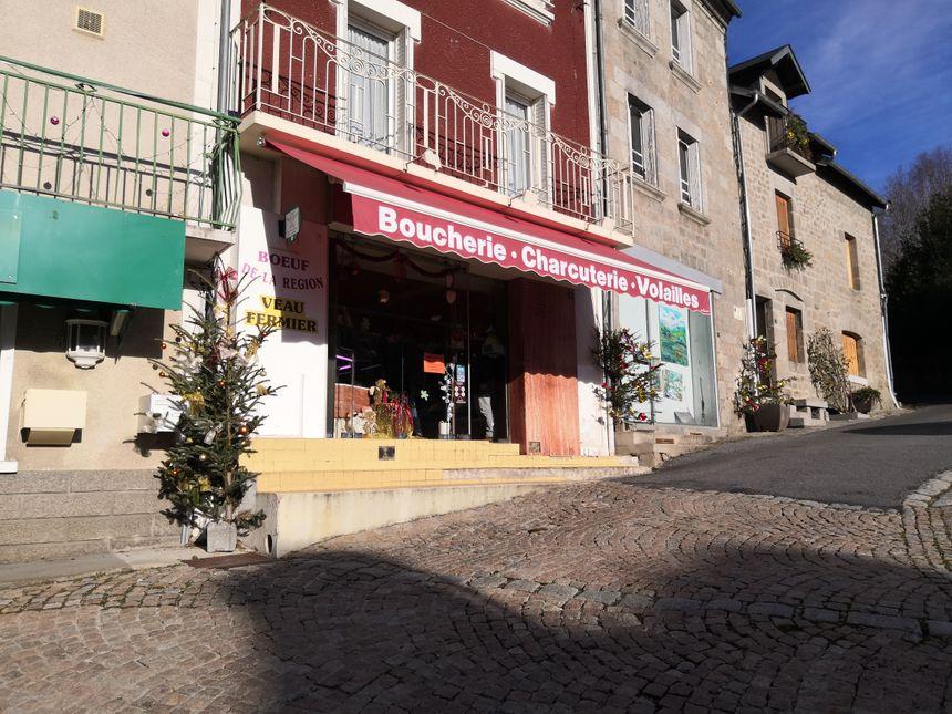 La boucherie Roche était une institution depuis plus de 80 ans à Crocq.