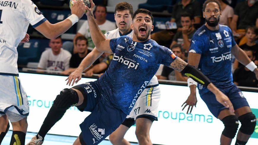 Le pivot international Benjamin Afgour revient à Dunkerque la saison prochaine