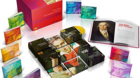 Beethoven, la nouvelle édition complète publiée par Deutsche Grammophon