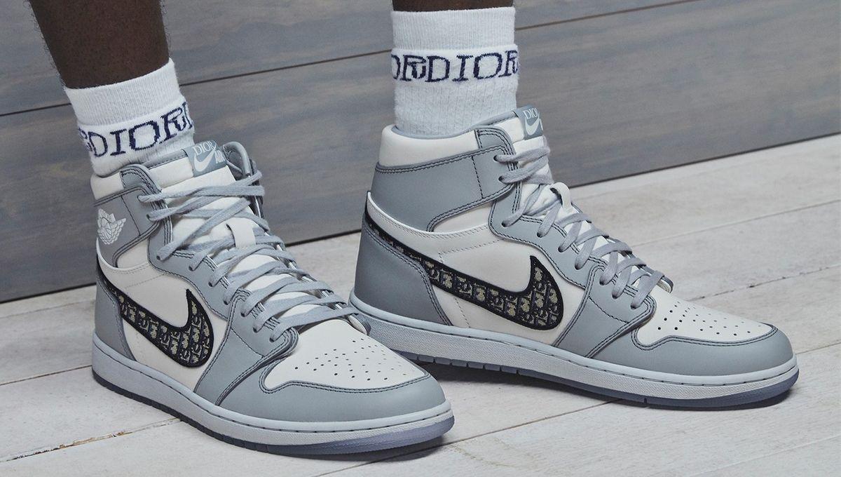air jordan 1 dior chaussure