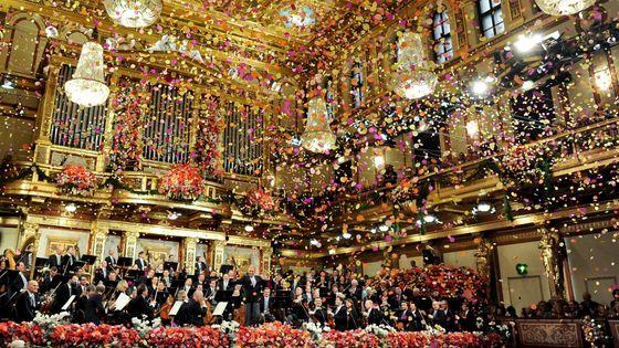 Le Concert du Nouvel An à Vienne, l'événement classique le plus regardé dans le monde