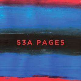 """Pochette de l'album """"Pages"""" par S3a"""