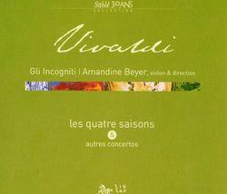 Concerto en Fa Maj op 8 n°3 RV 293 : Allegro - AMANDINE BEYER