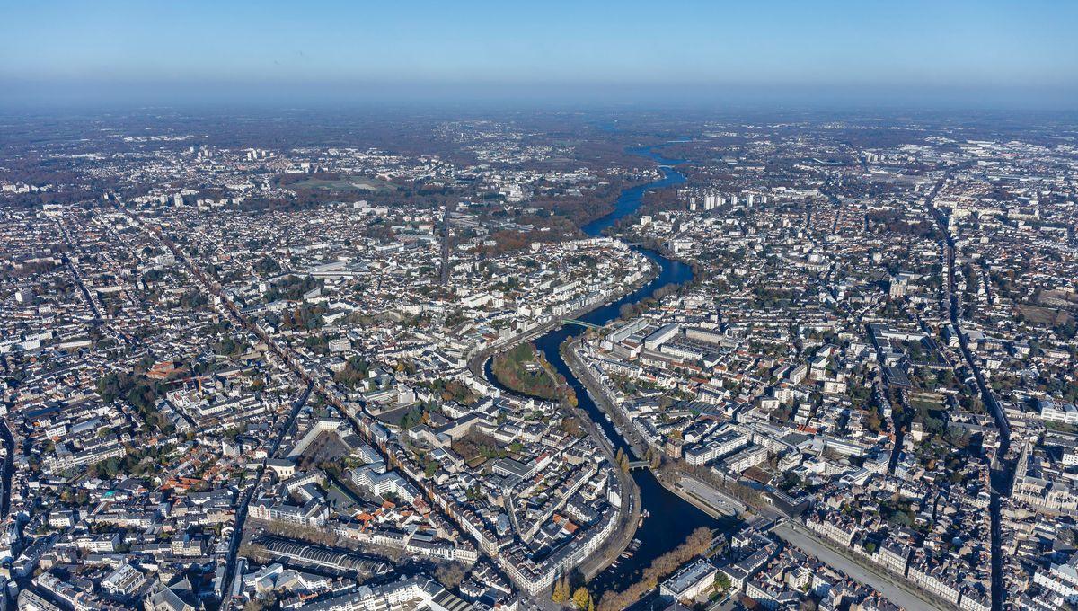 Nantes, deuxième métropole la plus attractive de France
