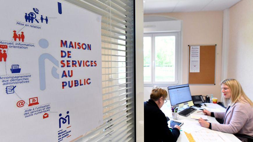 Une maison de services au public (MSAP) - photo d'illustration