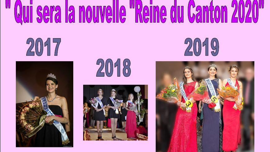 Le comité Miss Périgord est toujours à la recherche de candidates à l'élection de Reine du Canton 2020.