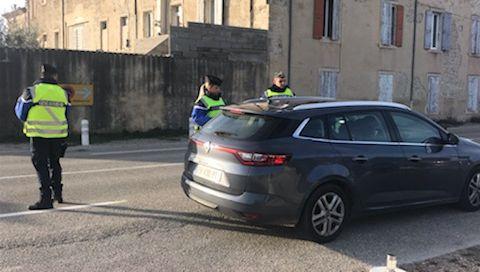 Une opération anti-délinquance routière menée par les gendarmes dans le sud Drôme et le Vaucluse