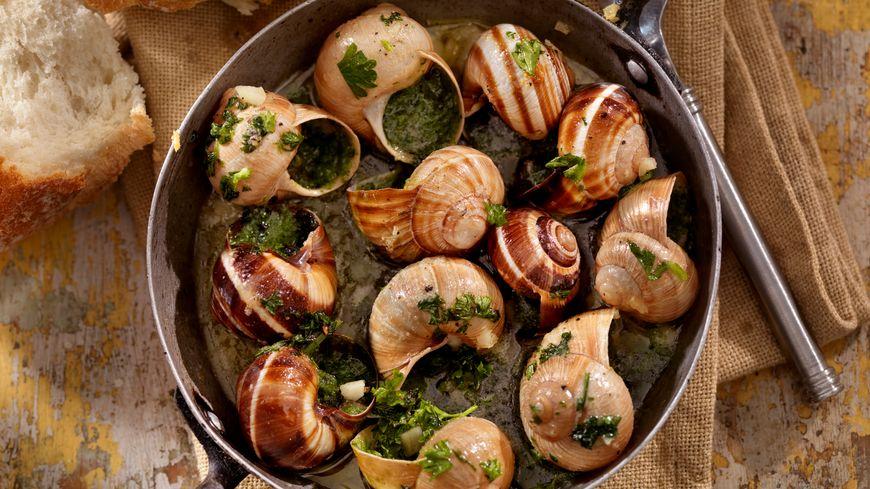 On cuisine les escargots