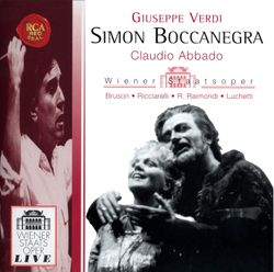 Simon Boccanegra : A te l'estreme addio (Prologue) Fiesco choeur - RUGGERO RAIMONDI