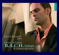 BACH Sonate en Mi bémol Maj BWV 1031 : Sicilienne - DAVID BISMUTH