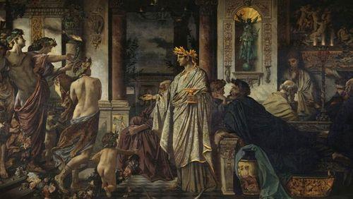 Au lit ! (1/4) : Platon, la connaissance est dans de beaux draps !