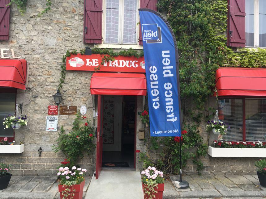 Restaurant Le Viaduc à Busseau sur Creuse