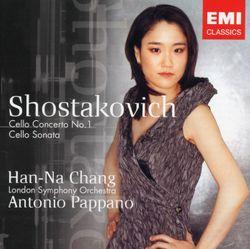 Concerto pour violoncelle n°1 en Mi bémol Maj op 107 : 4. Allegro con moto - HAN NA CHANG