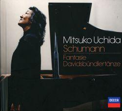 Fantaisie pour piano en Ut Maj op 17 : 1. Durchaus fantastisch und leidenschaftlich vorzutragen - MITSUKO UCHIDA