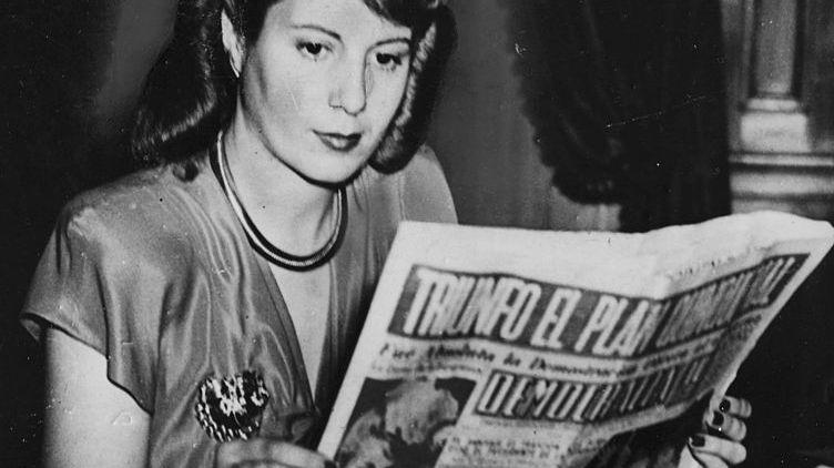 Éva Perón & ses ancêtres basques