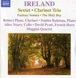 The holy boy pour clarinette et piano - ROBERT PLANE