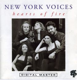 Giant steps - NEW YORK VOICES