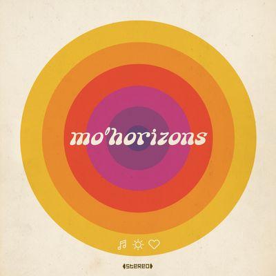 """Pochette de l'album """"Music sun love"""" par Mo Horizons"""