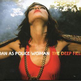 "Pochette de l'album ""The deep field"" par Joan As Police Woman"