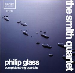 "Quatuor a cordes nº4 ""Buczak"" - mouvement n°1 - QUATUOR SMITH"