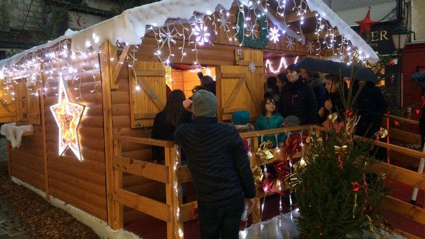 A Limoges, la maison du Père-Noël a été visitée dans la nuit de samedi à dimanche.