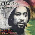 """Pochette pour """"Standing rock - Taj Weekes & Adowa"""""""