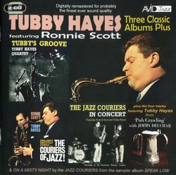 Pub crawling with Jimmy Deuchar / IPA special - TUBBY HAYES