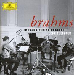 Quintette en fa min op 34 :  Scherzo : Allegro - Pour piano et quatuor a cordes - QUATUOR EMERSON