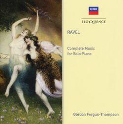 Miroirs M 43 : 4. Alborada del gracioso - pour piano - GORDON FERGUS-THOMPSON