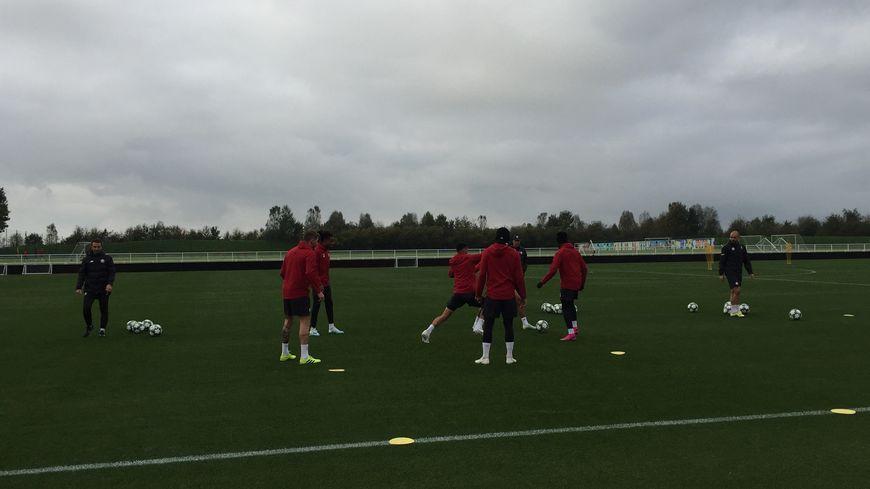 Les footballeurs lillois reprendront l'entraînement le lundi 30 décembre