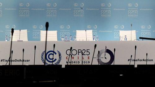 Ambitions à la baisse à la COP 25