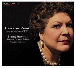 Concerto n°2 en sol min op 22 : Allegro scherzando - BRIGITTE ENGERER