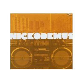 """Pochette de l'album """"Endangered species"""" par Nickodemus"""