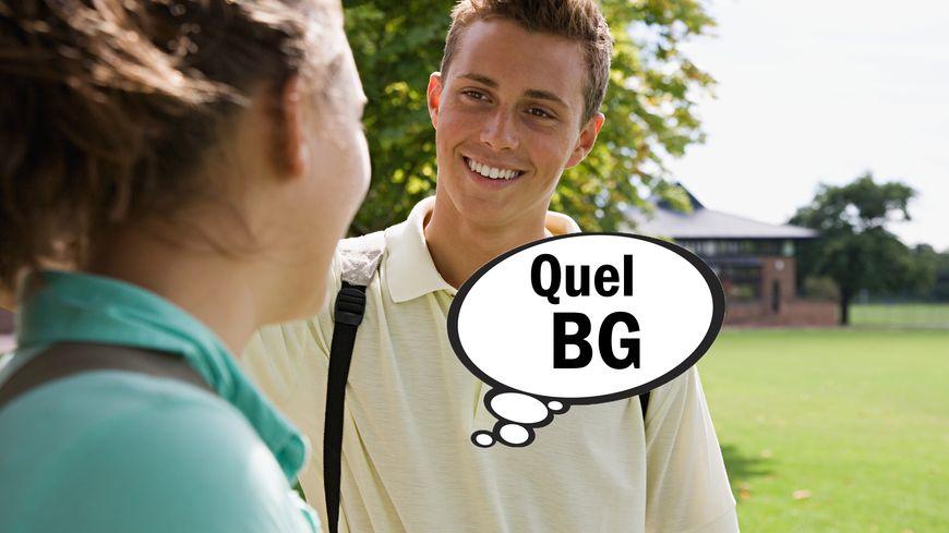Alicia nous explique le mot BG dans le Dico des ados de France Bleu Besançon