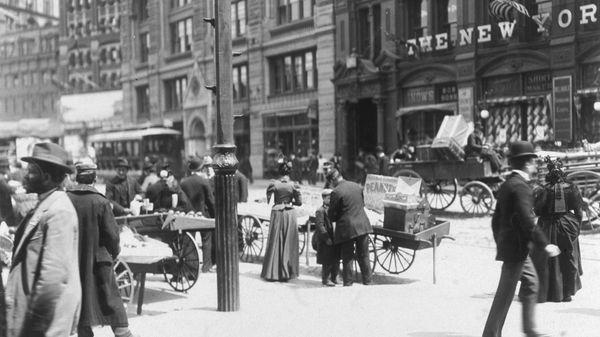 1895, New York : Création du Concerto pour violoncelle de Dvorák