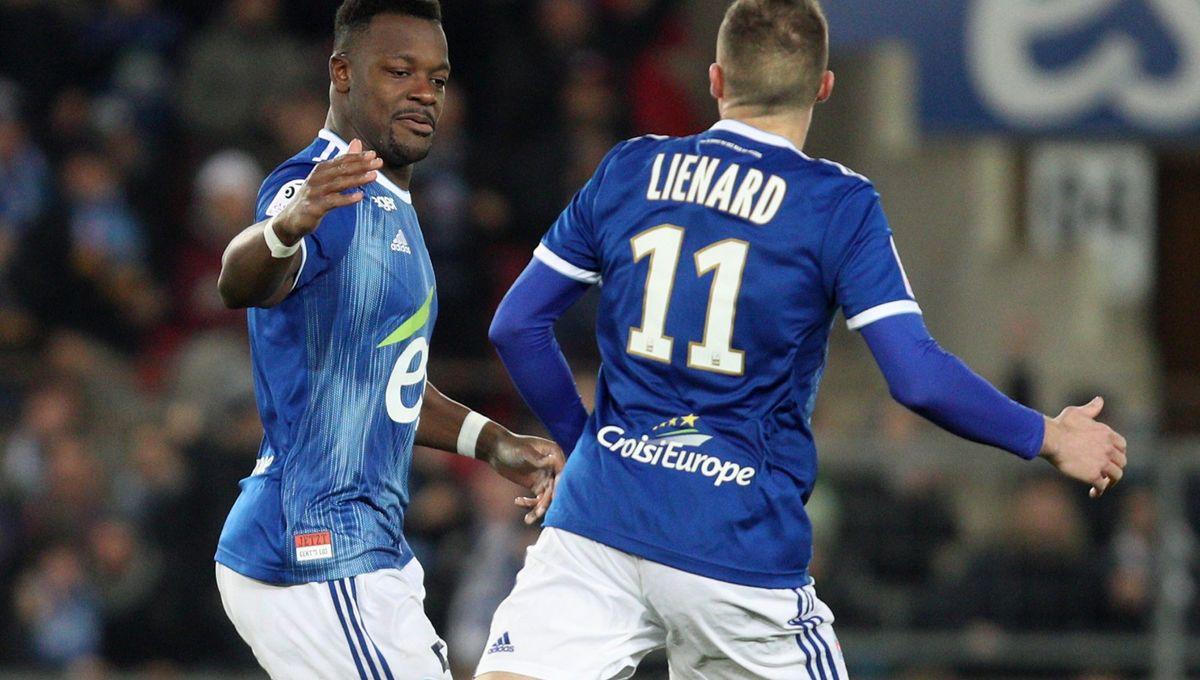 """Mohamed Simakan, après le succès de Strasbourg face à Toulouse : """"On a montré que c'était une erreur à Brest"""""""
